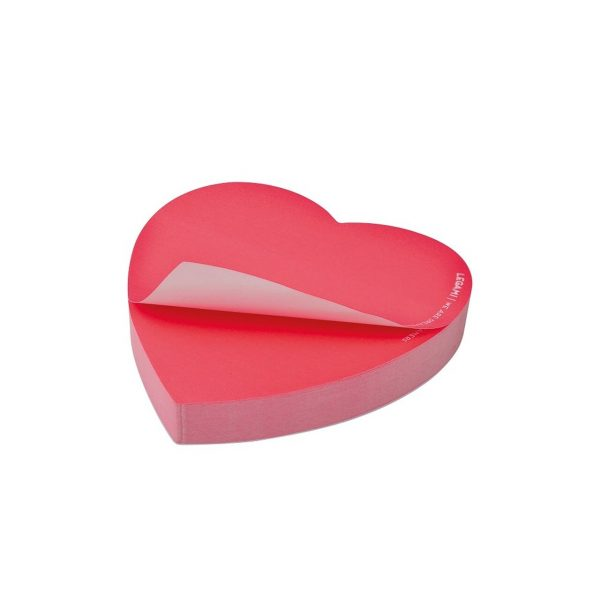 heart shaped stationery - the costume rooms for cute stationery