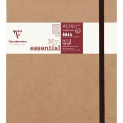 age bag my essentials clairefontaine notebooks - The Costume Rooms Stationery shops online Uk stockistts