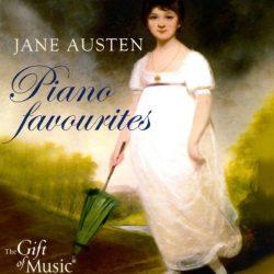Jane Austen music CD - piano favourites piccini, haydn etc