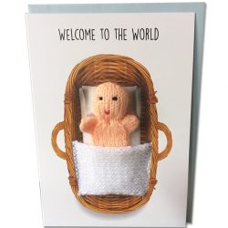 can you get finger puppet baby cards - good shops in bude cornwall