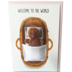 special baby cards - unique new baby cards at The Costume Rooms Bude