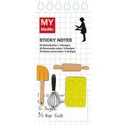 baking themed stationery and gift ideas - paper poetry and rico designs online