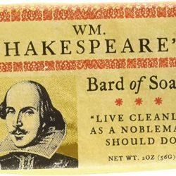 shakespeare bard of soap - unemployed philosophy's guild uk stockists