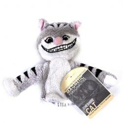 alice in wonderland finger puppet - cheshire cat gift