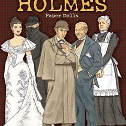 Sherlock holmes paper dolls - i need a gift for a sherlock holmes fan