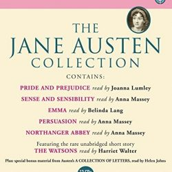 Jane Austen audiobooks CDs online - i need a jane austen gift idea