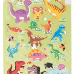 dino stickers for school projects - childrens stickers