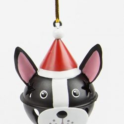 black dog christmas tree descorations - can you still get those dog bell decs by sass & belle