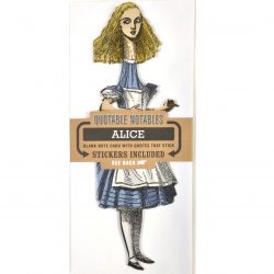 alice in wonderland fan gifts and stationery ideas