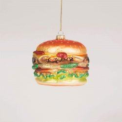 can you get a burger xmas decoration bauble - I want a MacDonalds xmas tree