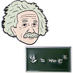 can you get pins with einstein