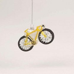 funky individual baubles - bicycle bauble at The Costume Rooms