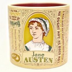 Jane Austen shop online - can you get jane austen themed gifts