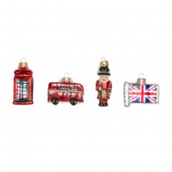 can you get abubles with london themes - sass and belle great british baubles - the costume rooms