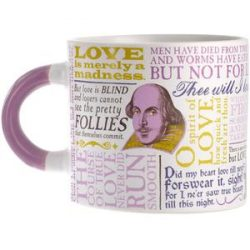is there a shop online that has a shakespeare section
