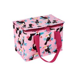 tropical lunch bags with toucans on it - sass and belle luncg bags online