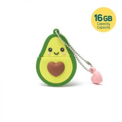 avocado 3.0 USB stick - avocado tech accessories by Legami