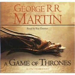 george rr martin - audiobook