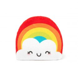 kawaii rainbow hand warmer - legami stockists in uk cornwall