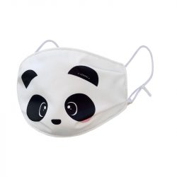 fun panda childs faacemask covid 19 - legami at The Costume Rooms