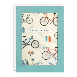 costume rooms - james ellis - birthday card
