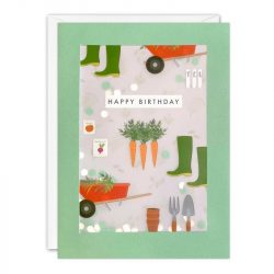 costume rooms - gardening - birthday