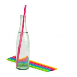 costume rooms - kikkerland - reusable straws
