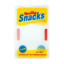 costume rooms - kikkerland - snack bags