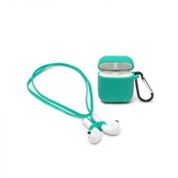 airpods a & 2 turquoise colourful accessproes - legami uk