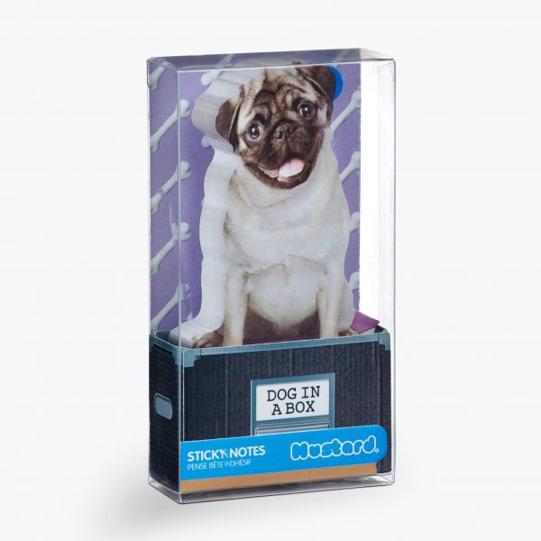 pug sticky notes - thank you for looking after my dog gift ideas