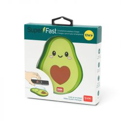 cute avocado wireless charger - great avocado gift ideas