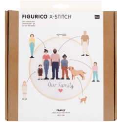 embroidery your family by rico deisgns